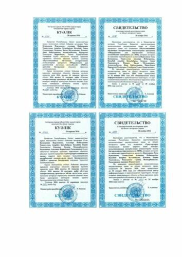 Патенты ПО-05
